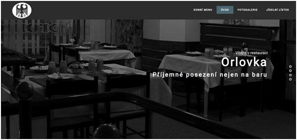 Restaurace Orlovka